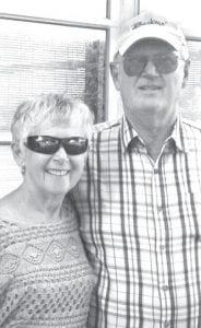 Mr. and Mrs. Lee Higbea