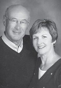 Mr. and Mrs. David Ripke