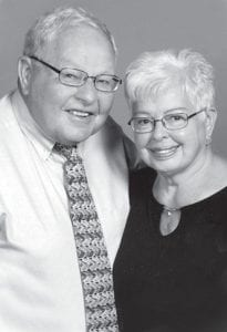 Mr. and Mrs. Rex Short
